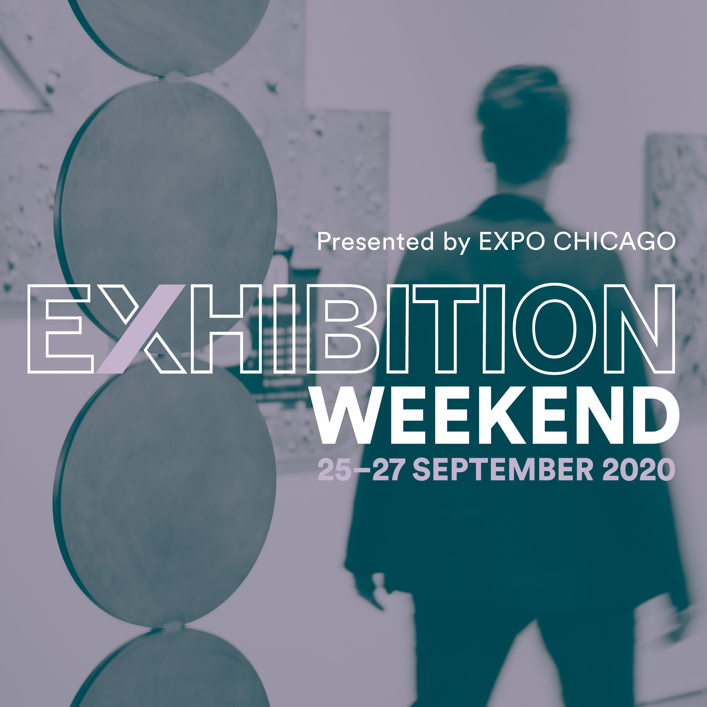 Image: EXPO CHICAGO EXHIBITION Weekend logo